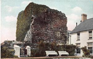 Castle Chester, County Antrim, Ireland, Early Postcard, Unused