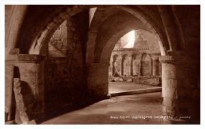Gloucester  Cathedral Crypt   RPC Judges LTD no.3623
