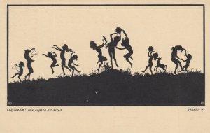 DIEFENBACH : Fantasy Silhouette , 00-10s ; Teilbild 21