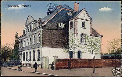 germany, BURSCHEID, Postamt, Post Office (1910s)