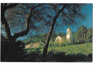 Christian Brothers Novitiate and Vineyards Napa  California
