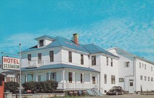 Hotel ST_SIMEON Enr. , St-Simeon , Bonav. Gaspesie , Quebec , Canada , 50-60s