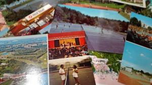 Group of 14 Tennis Sport Related  Vintage Postcards L927