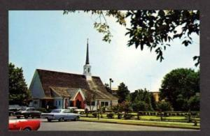 DE All Saints Episcopal Church REHOBOTH BEACH DELAWARE