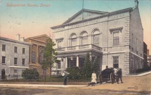 STROUD , Gloucestershire, England. PU-1913 ; Subcription Rooms