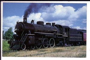 Toronto, Hamilton, Buffalo Passenger Railway Train, Ontario