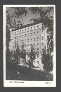 089086 PORTUGAL Lisboa Hotel Miraparque Vintage PC