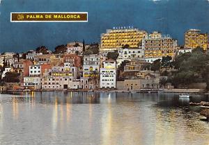 Spain Old Vintage Antique Post Card Palma de Mallorca 1968