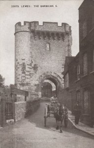 LEWES , England , 1900-10s ; The Barbican