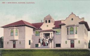 Exterior,  High School,  Martinez,   California, 00-10s