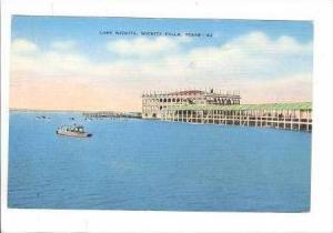 Lake Wichita, Wichita Falls, Texas, PU-1942