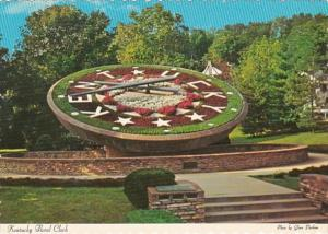 Kentucky Frankfort Kentucky's Floral Clock