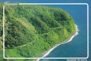 Hawaii Maui Highway To Hana