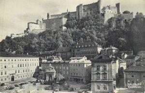 Austria Salzburg Kapitelplatz Postcard