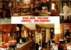 Oklahoma Har-Ber Village Grove On Grand Lake Of The Cherokees Multi View