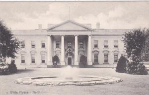 Washington D C White House North Front Rotograph