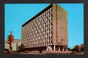WI WISCONSIN State Office Building MILWAUKEE Postcard