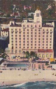 Florida Miami Beach The Hotel Robert Richter Aristacrat Of Miami Beach With P...