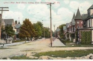MARTINSBURG , West Virginia, 1900-10s ; West Burk Street