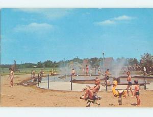 Pre-1980 LETCHWORTH PARK KIDS AREA Castile & Portageville & Warsaw NY hn2088