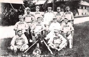 Guam Guam 1918 US Naval Station Baseball Team  Guam 1918 US Naval Station Bas...