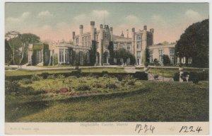 Hampshire; Highcliffe Castle PPC By Stuart, Unposted, c 1905 - 1910