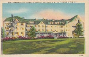 North Carolina Asheville Lawrence Hall Asheville College