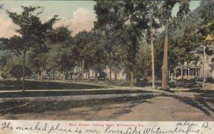 WHITE WATER , Wisconsin, 1908 ; Main Street Looking West