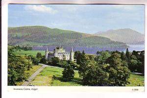 Inveraray Castle, Argyll, Ireland,
