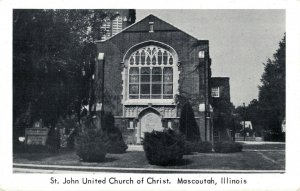 USA St. John United Church of Christ Mascoutah Illinois 03.31