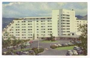 Caracas, VENEZUELA, 40-60s : Hotel Tamanaco