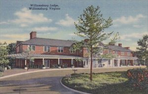 Virginia Williamsburg Williamsburg Lodge