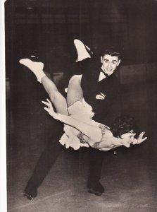 RP: Figure Skaters LINDA SHEARMANOVA & MICHAEL PHILLIPS (Anglie) 1960s