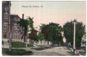 Corinna, Me, Pleasant St.