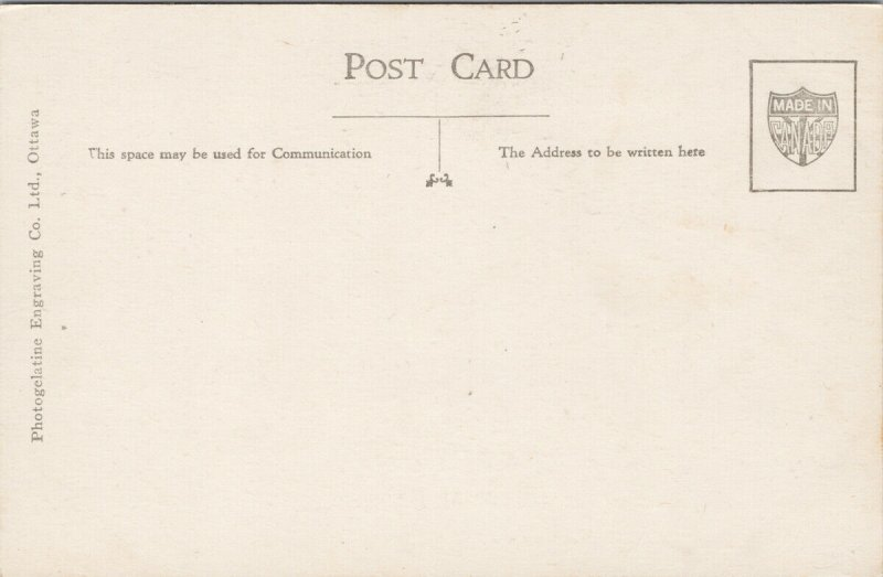 Australian National Band World Tour Albert Baile Vernon Beacroft Postcard E72