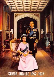 Silver Jubilee - Queen Elizabeth II