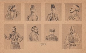 Ethnic Types , Turkey , 00-10s