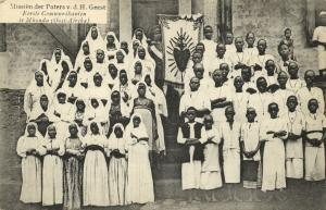 east africa, Tanzania, MHONDA, First Communicants (1910s) Mission