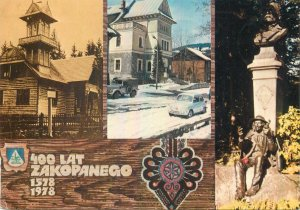 Poland Postcard Zakopane multiview
