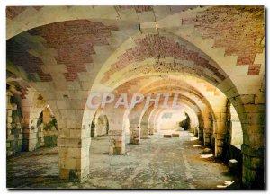 Modern Postcard Brouage fortified city Chte Ms. La Halle aux food