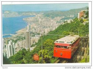 Hong Kong Peak Tramway, 60-70s