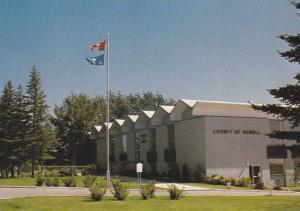 County of Newell Building, BROOKS , Alberta  , Canada , 50-70s