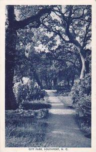 City Park, Southpark, North Carolina, 1930-1940s