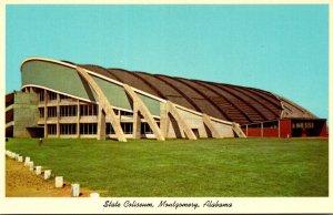 Alabama Montgomery Alabama State Coliseum Alabama Agricultural Center
