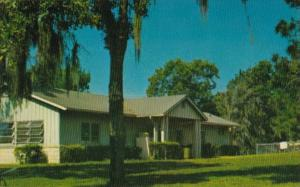Florida Keystone Heights Restaurant Gold Head Branch State Park