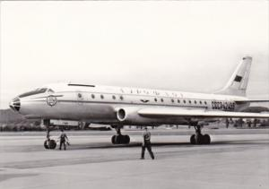 Russian Tupolev Tu 124 Aeroflot-UdssR
