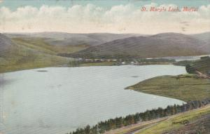 Moffat , Dumfries and Galloway, Scotland , PU-1916 ; St Mary's Loch