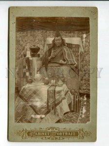 3158970 TIBET Khambo Lama Dza-yag Rinpoche 13th Monastery photo