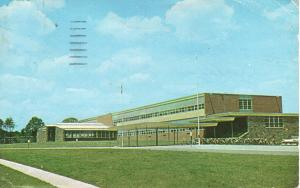 US   PC2085 EDWIN W BROOME JUNIOR HIGH SCHOOL, ROCKVILLE, MD
