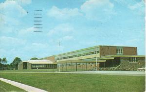 US   PC2085 EDWIN W BROOME JUNIOR HIGH SCHOOL, ROCKVILLE, MD